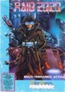 Raid 2020 - NES Game