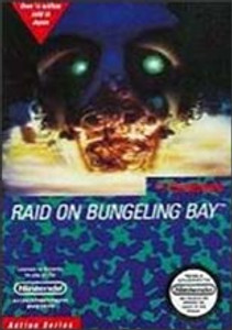 Raid on Bungeling Bay - NES Game