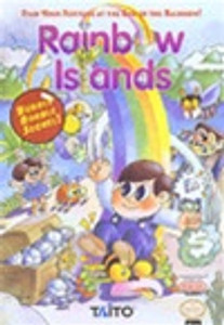 Rainbow Islands (Story of Bubble Bobble 2) - NES Game