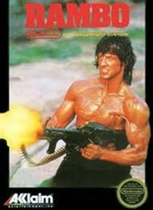 Rambo - NES Game