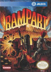 Rampart - NES Game