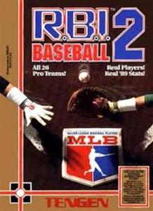 R.B.I. Baseball 2 - NES Game
