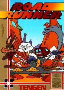 Road Runner - NES Game