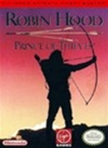 Robin Hood Prince of Thieves - NES Game