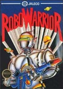 Robo Warrior - NES Game