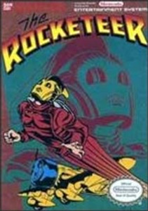 Rocketeer,The - NES Game