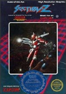 Section Z - NES Game