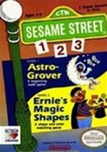 Sesame Street 123 - NES Game