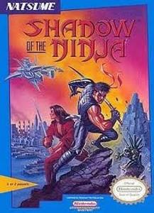 Shadow of the Ninja - NES Game