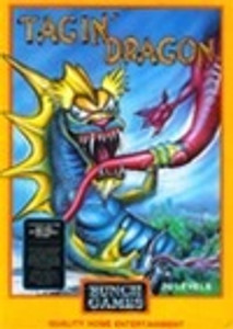 Tagin Dragon (Bunch Games) - NES Game