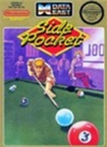 Side Pocket (Pool) - NES Game