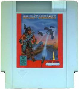 Silent Assault - NES Game