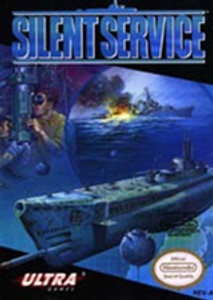 Silent Service - NES Game