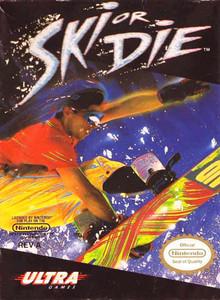 Ski or Die - NES Game
