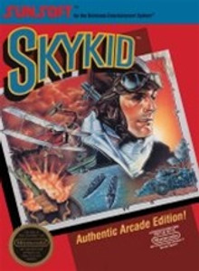 Sky Kid - NES Game