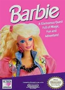 Barbie - NES Game