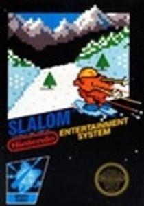 Slalom - NES Game