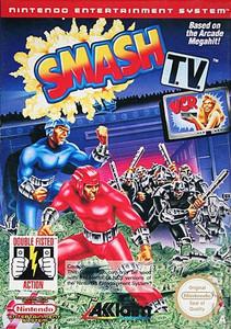 Smash T.V. - NES Game