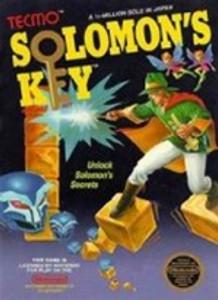 Solomon's Key - NES Game