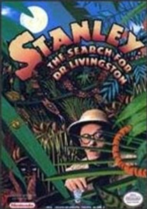 Stanley:The Search for Dr. Livingston - NES Game