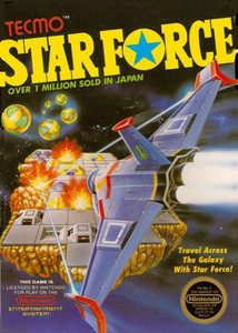 Star Force - NES Game