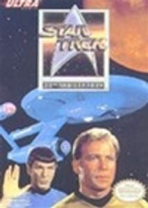 Star Trek 25th Anniversary - NES Game