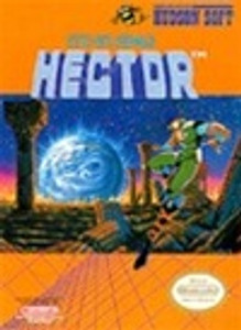 Starship Hector - NES Game