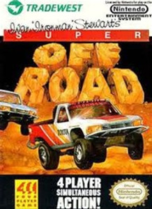 Super Off Road - NES Game
