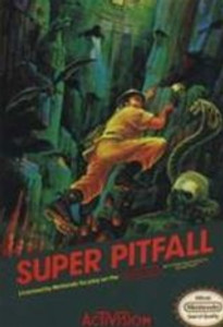 Super Pitfall - NES Game