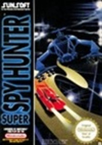 Super Spy Hunter - NES Game