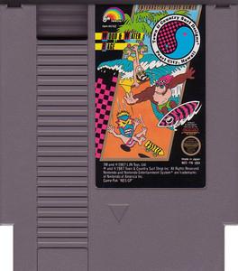 T&C Surf Designs Nintendo NES game cartridge image pic