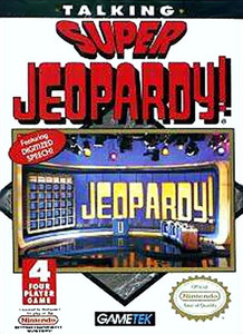Super Jeopardy! - NES Game