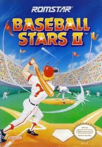 Baseball Stars II 2 - NES Game