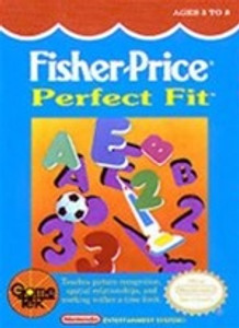 Fisher-Price:Perfect Fit - NES Game