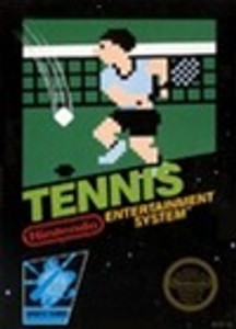 Tennis - NES Game