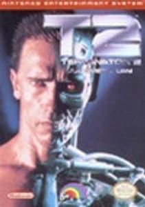 Terminator 2 T2 - NES Game