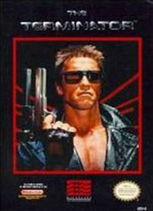Terminator,The - NES Game