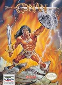 Conan - NES Game