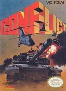 Conflict - NES Game
