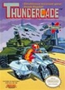 Thundercade - NES Game