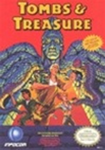 Tombs & Treasure - NES Game