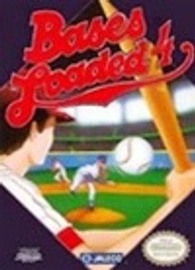 Bases Loaded 4 - NES Game
