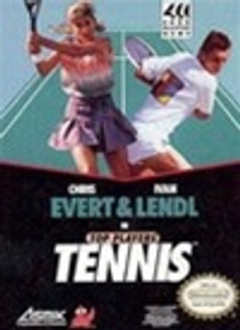 Top Players Tennis - NES Game