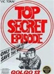 Golgo 13 Top Secret Episode - NES Game