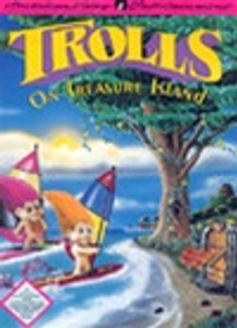 Trolls On Treasure Island - NES Game
