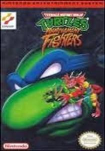 Teenage Mutant Ninja Turtles Tournament Fighters - NES Game