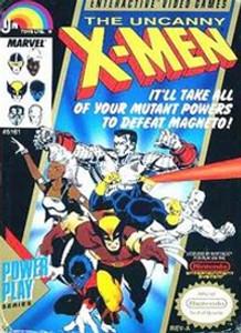 X-Men,The Uncanny - NES Game