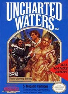 Uncharted Waters - NES Game