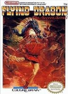 Flying Dragon - NES Game