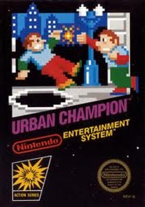 Urban Champion - NES Game